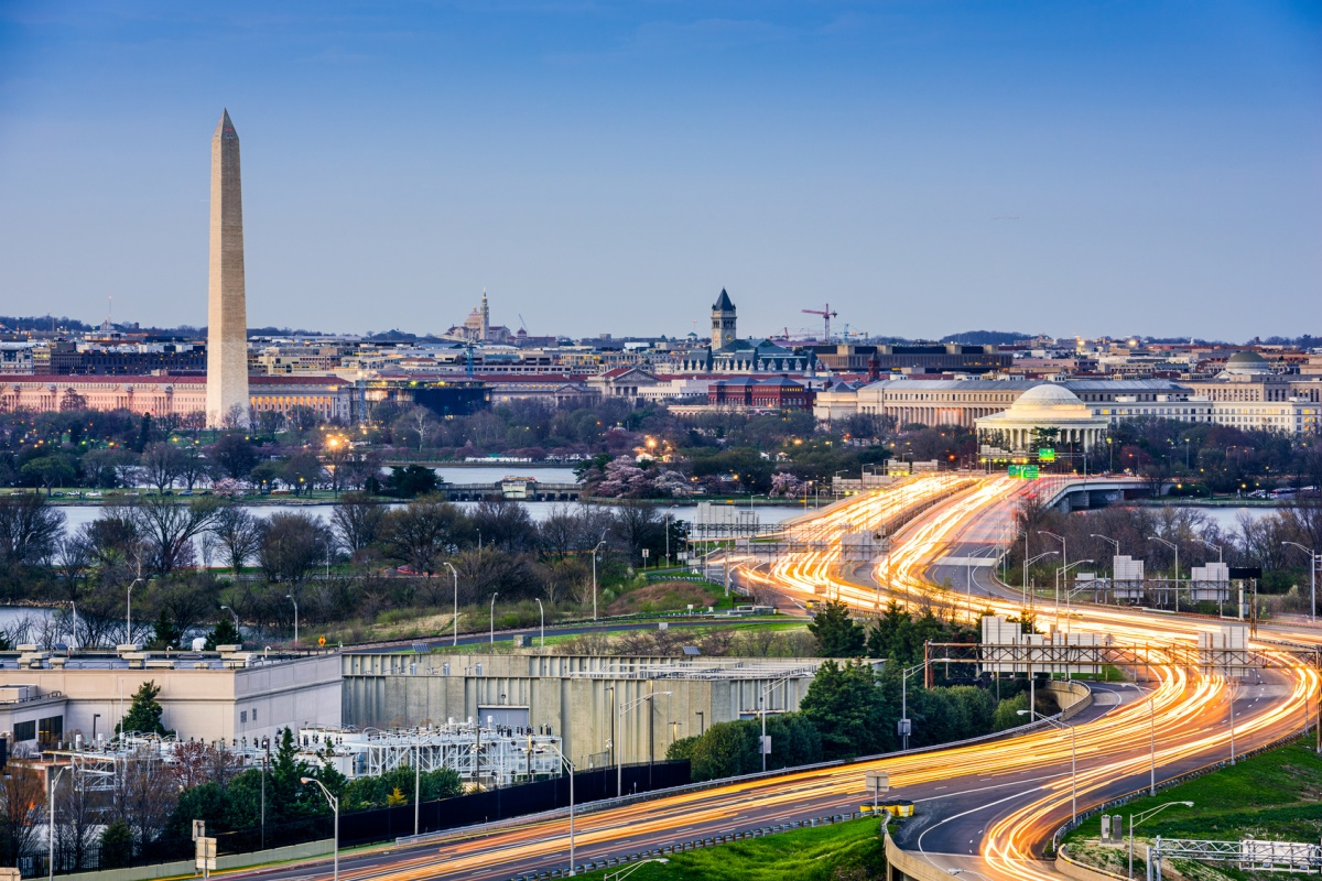 Washington DC users can stay in one app to find the best transportation option for them
