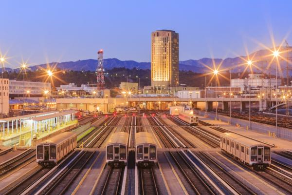 Cubic helps to mobilise LA commuters
