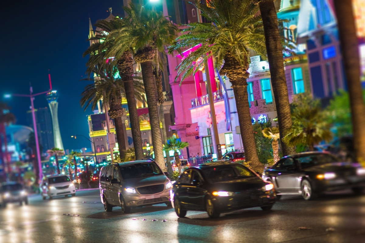 Las Vegas wants to better understand and manage its flow of vehicles and people