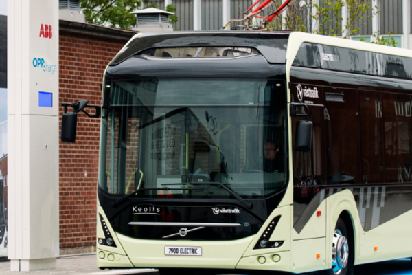 ABB to help charge Gothenburg's electric buses