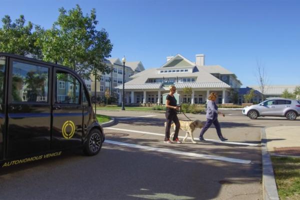 Optimus Ride to provide autonomous cars to modern city development