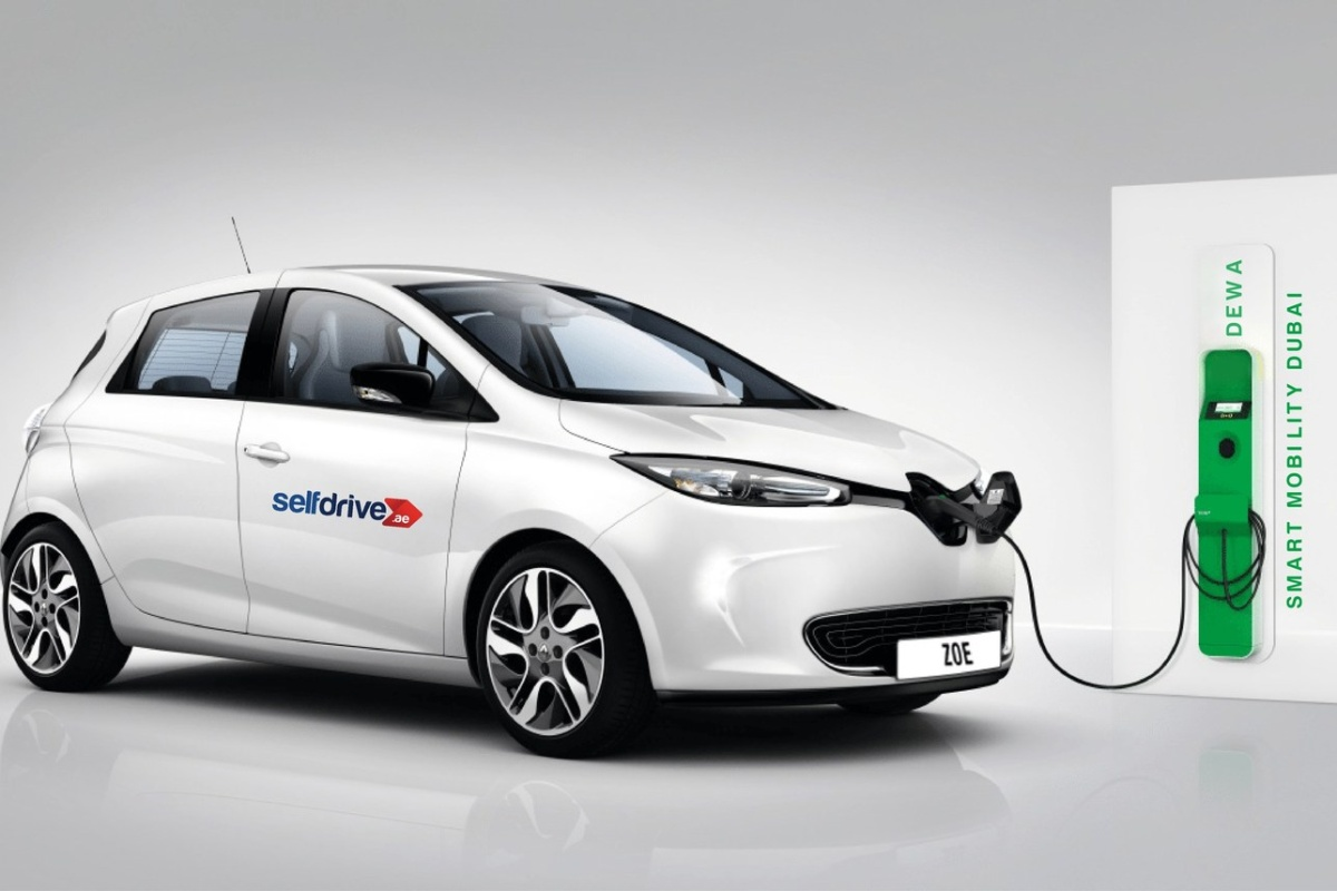 electric selfdrive launched for uae - smart cities world