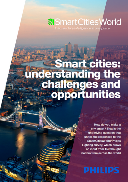 Webinar Recording: The Challenges of implementing smart infrastructure in cities
