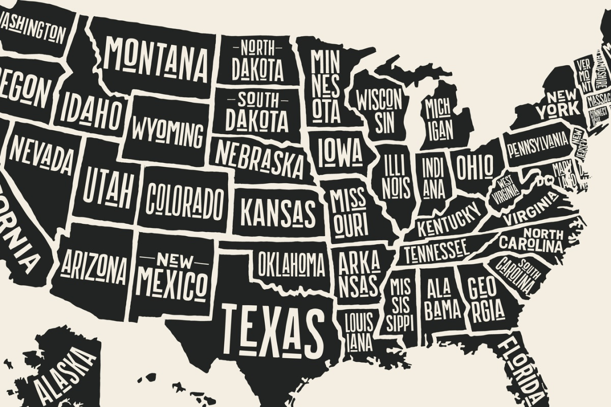 Data innovation, in a state of flux across the US