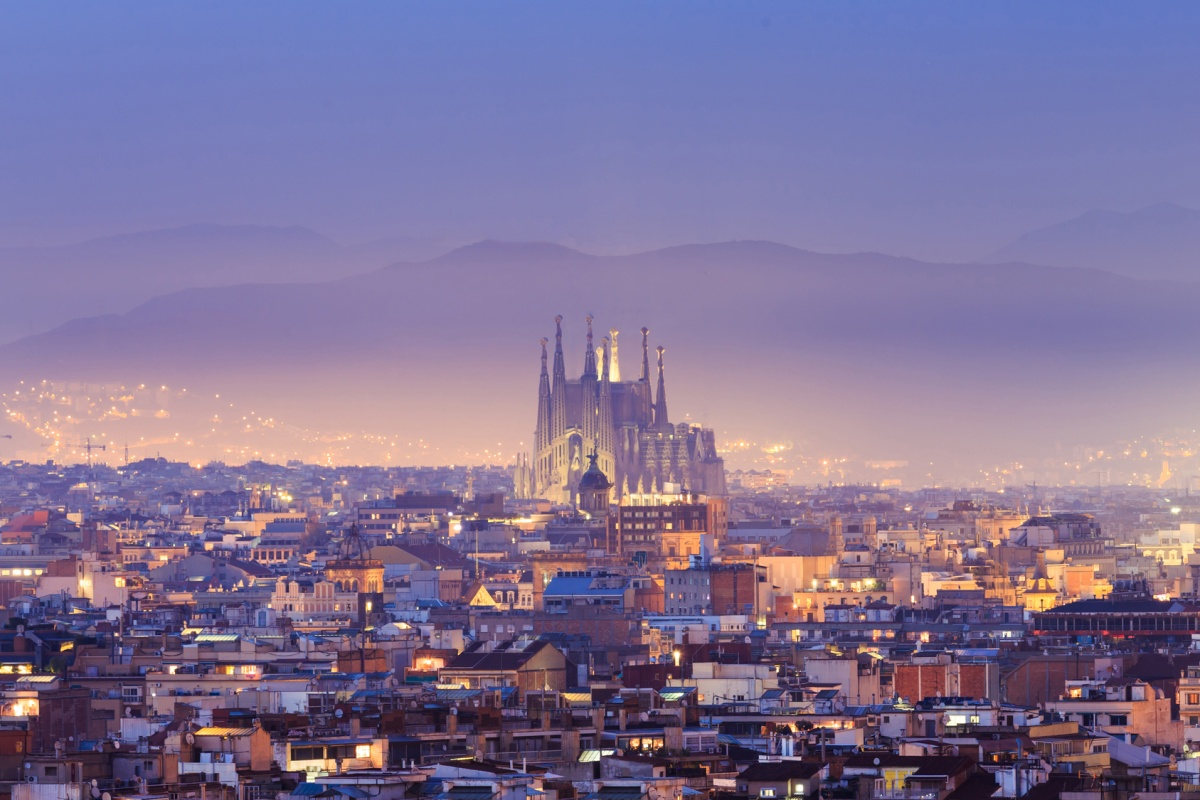 Barcelona is one of the first cities chosen for the Flame project, alongside Bristol