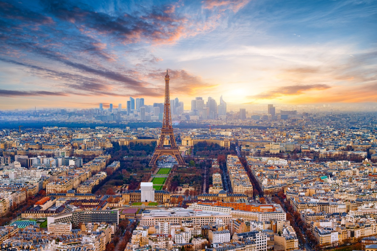 The centre of excellence just outside Paris will build a LPWA network
