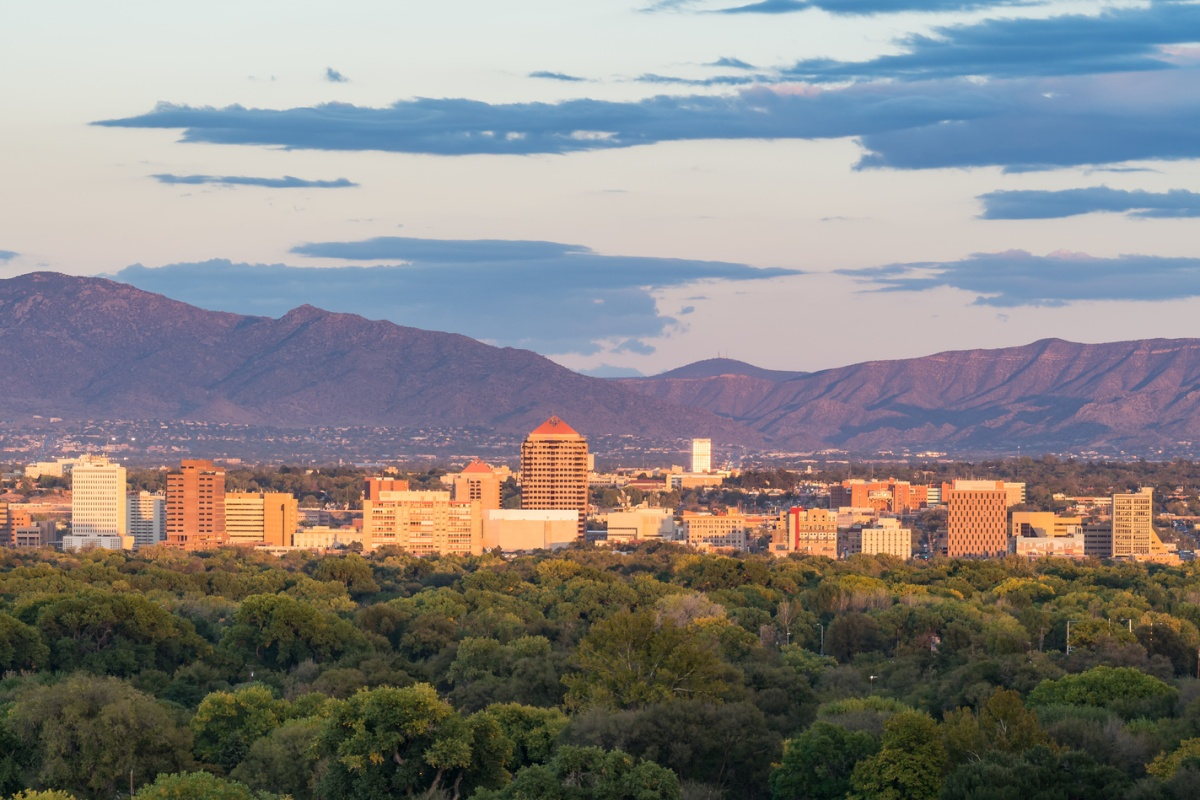 Albuquerque in New Mexico is on its way to becoming a cutting edge digital city