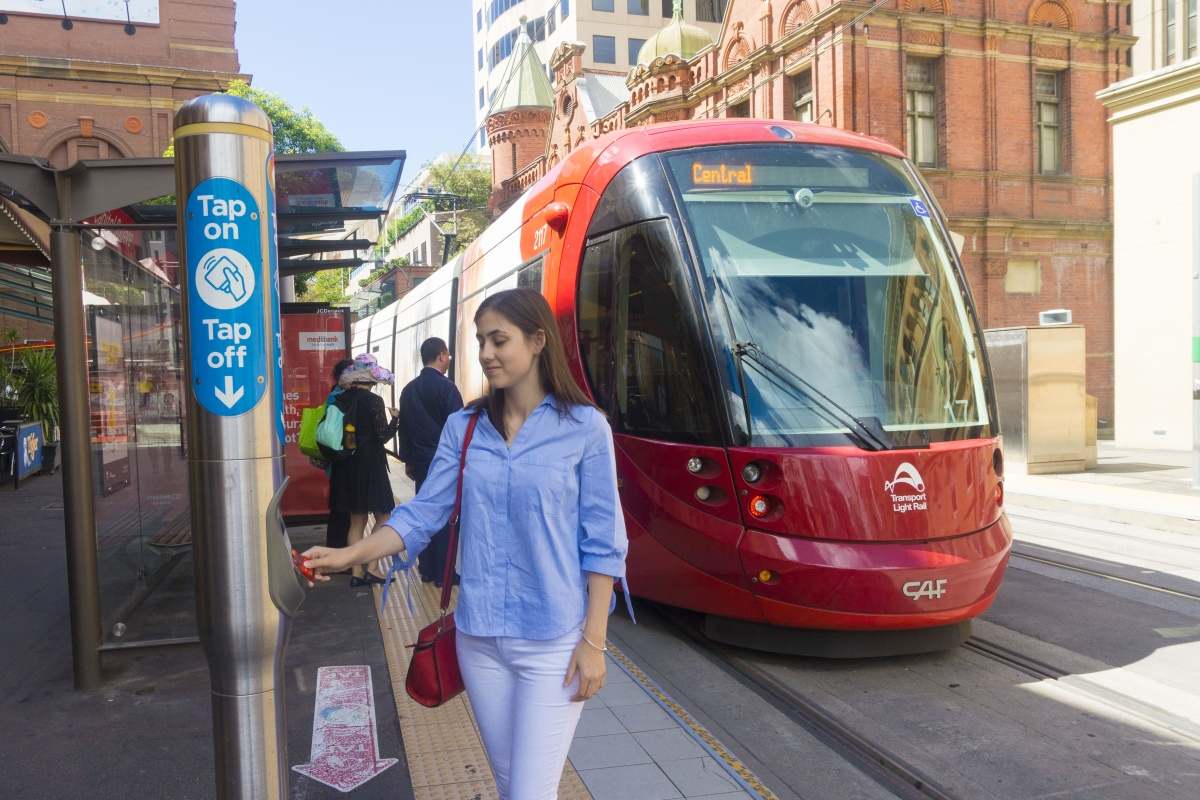 CTS Asia-Pacific expects to see a rapid adoption of contactless by Australians
