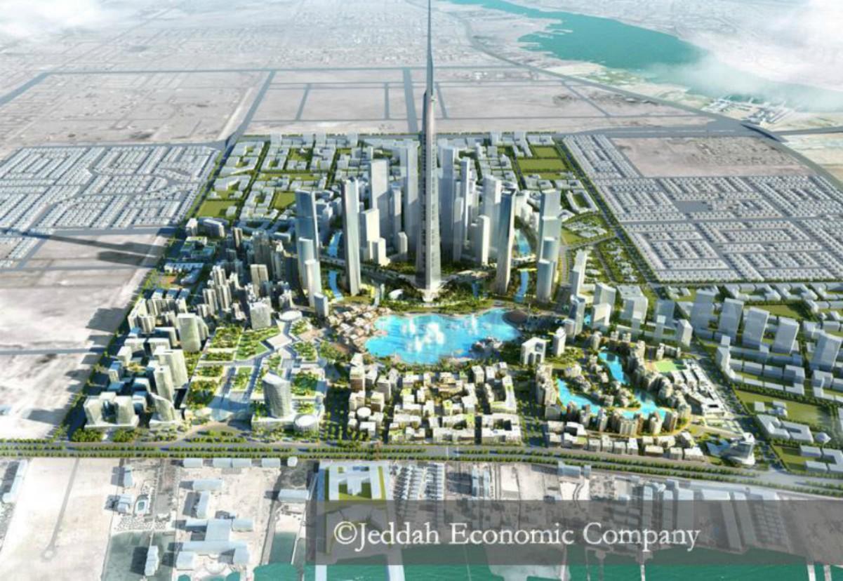 Orange signs smart city agreement for Jeddah Tower - Smart