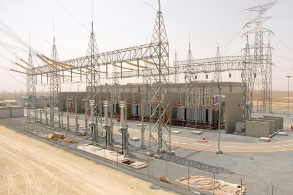 Second substation for Dubai solar park