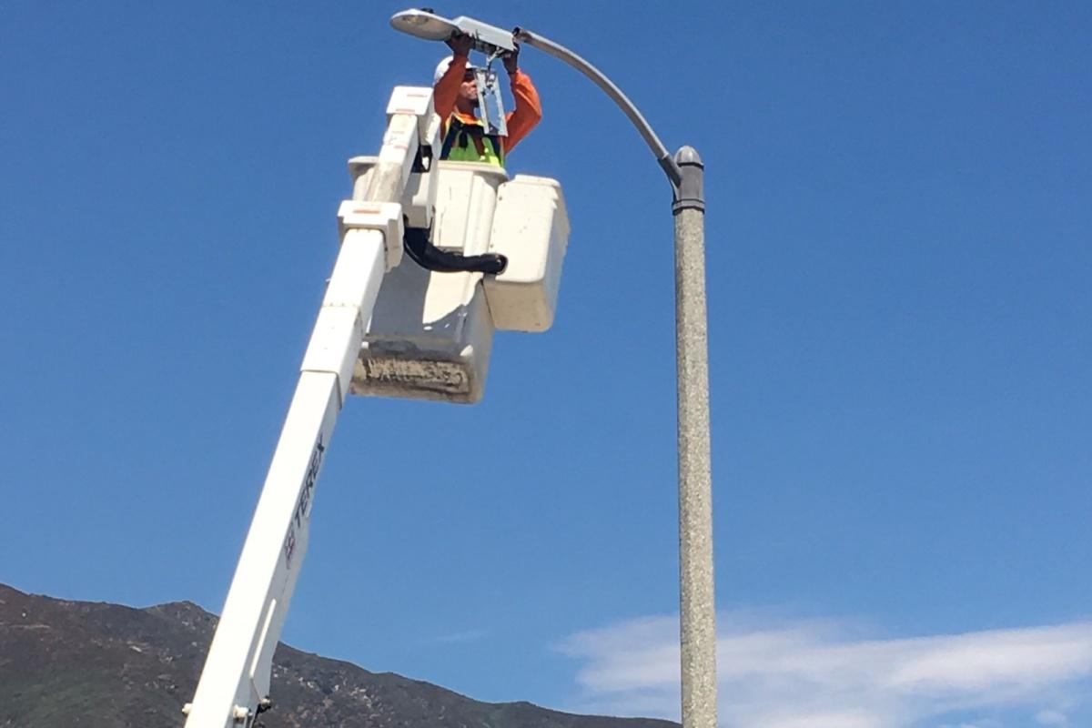 Lighting The Way For Rancho Cucamonga Smart Cities World