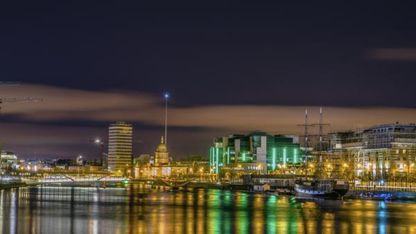 Dublin plans new 'pervasive' connectivity zone