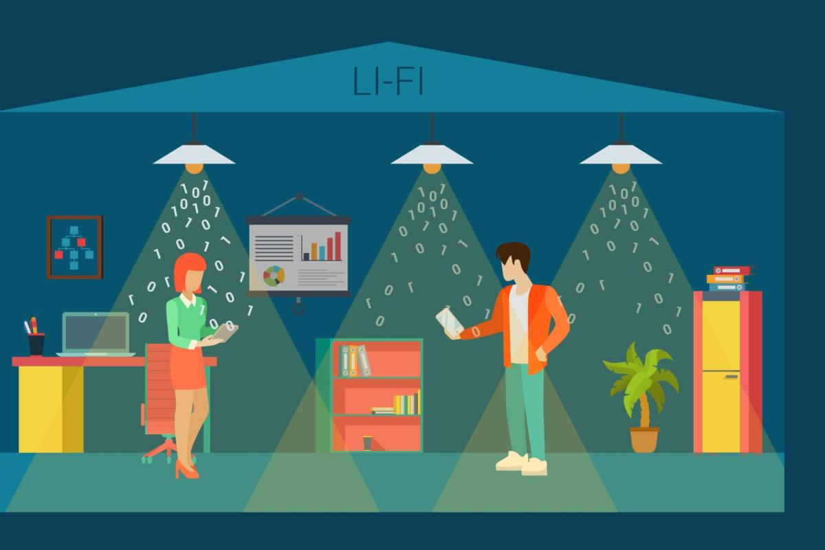 Philips Lighting introduces LiFi - Smart Cities World