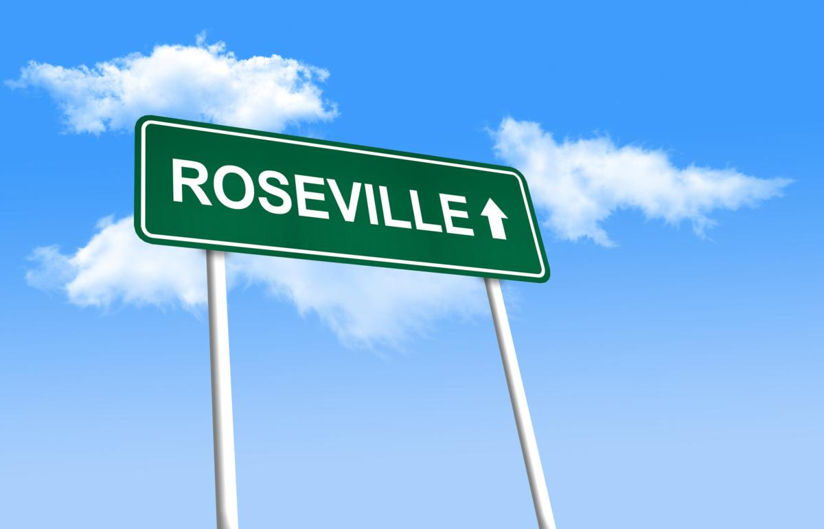 Roseville, near Sacramento in California, is a rapidly growing city