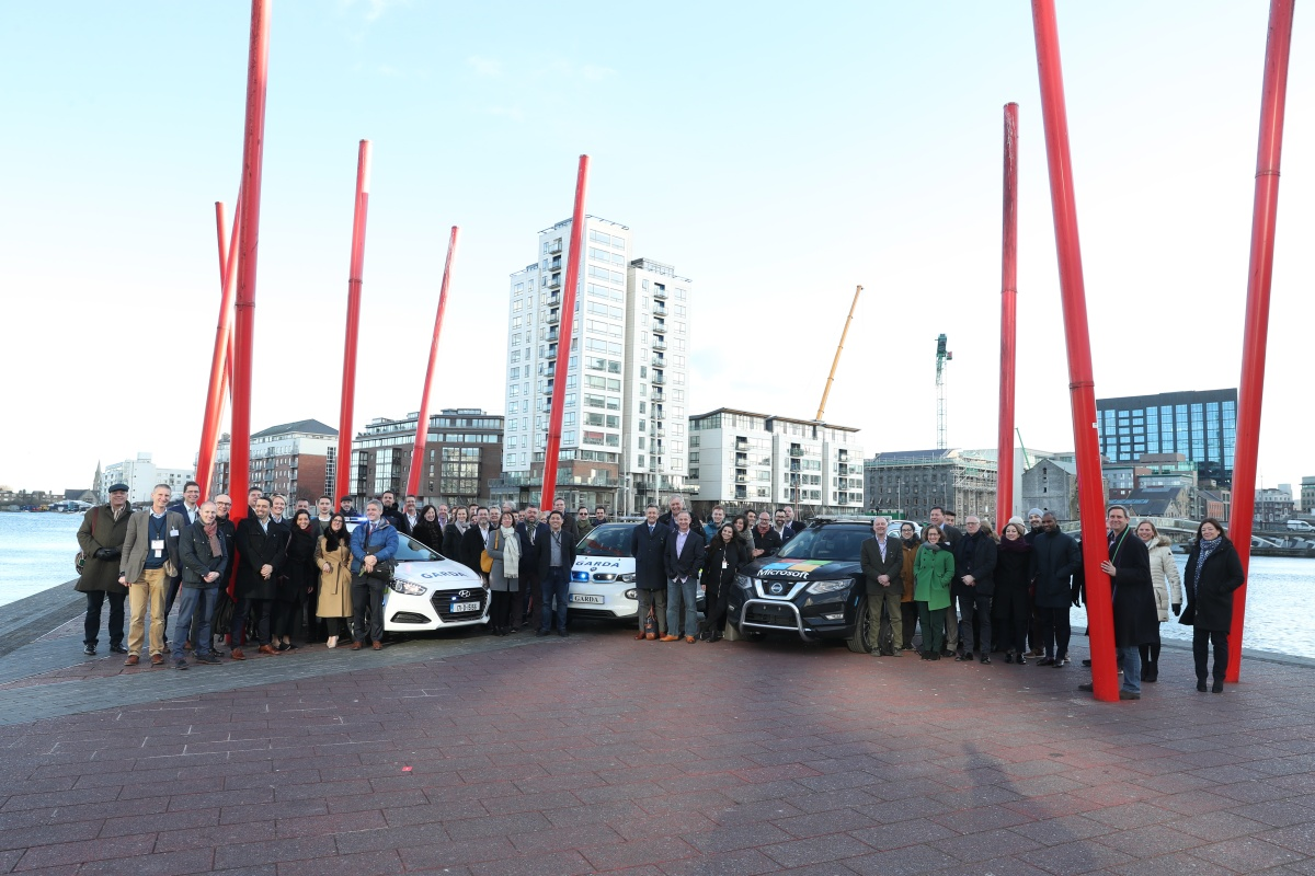 CTOs convened at the Smart Docklands District in the Irish city of Dublin