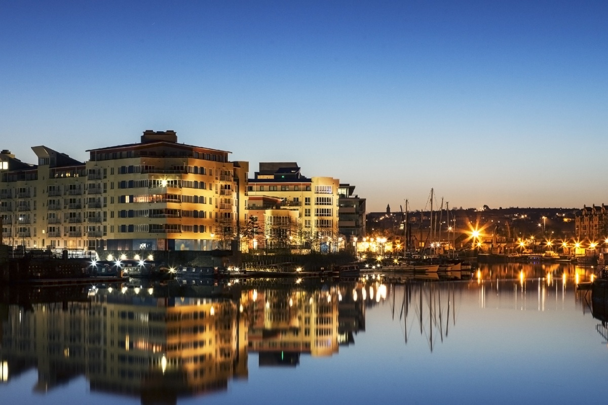 Bristol and its neighbour Bath are home to the UK's most productive tech talent