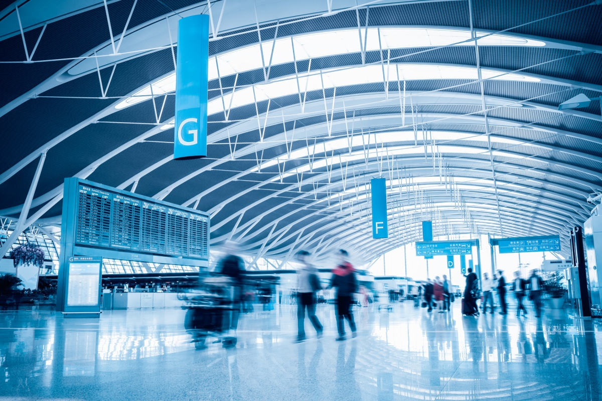 "Airports are under pressure to provide ""repeatable"" experiences for passengers"