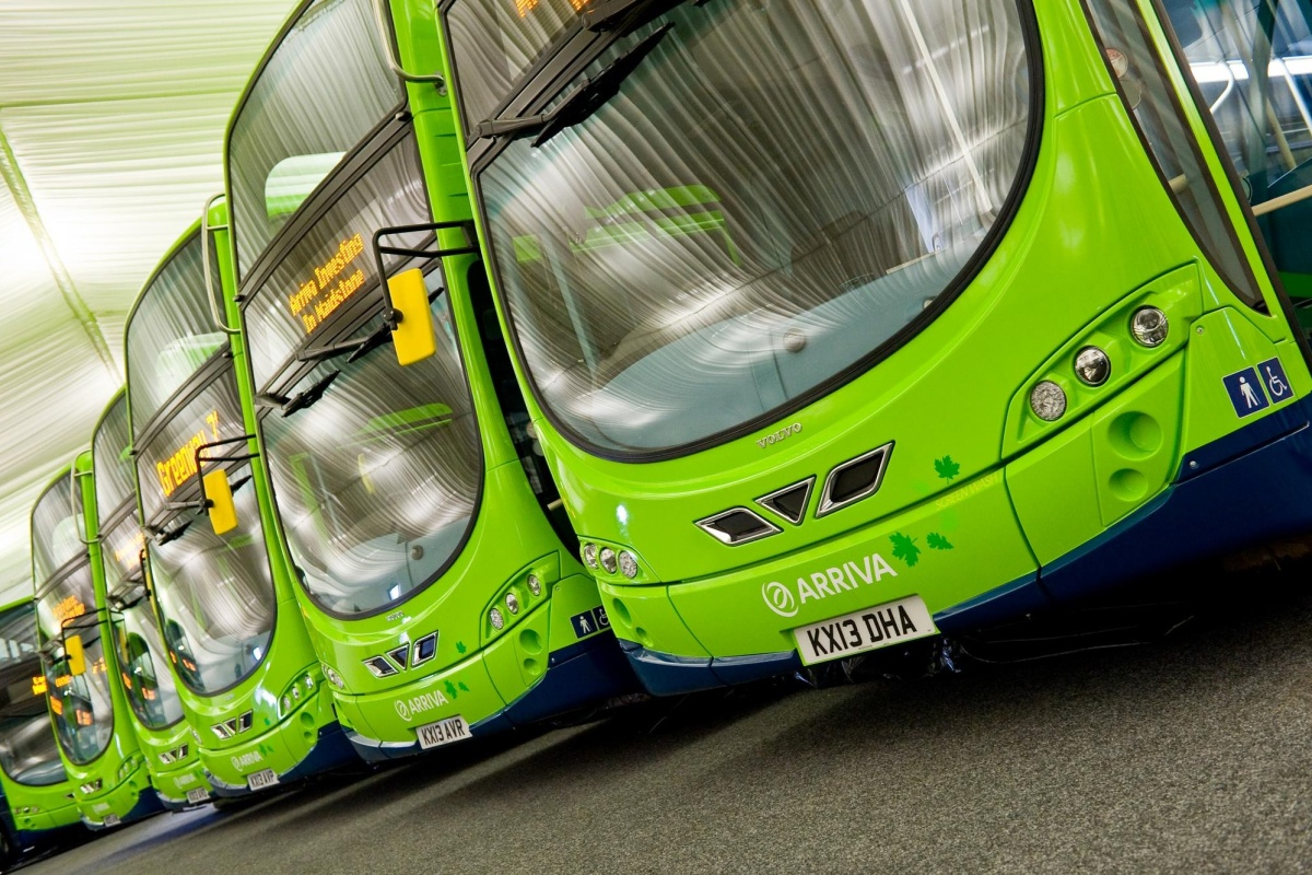The UK will see more cleaner, greener environmentally friendly buses on the roads