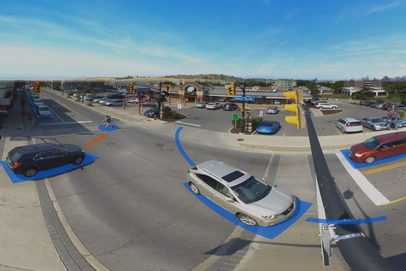 """Bullock: """"The TrafficLink solution represents the eyes and brains of an intersection"""""""