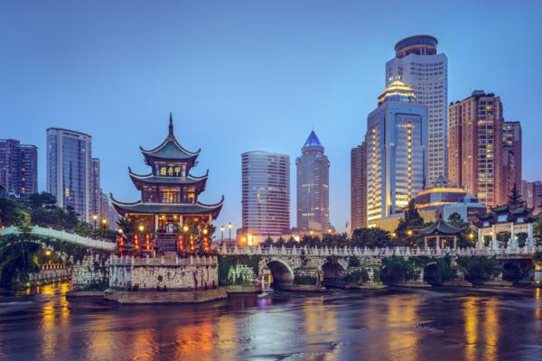 Partnership boosts China smart city development