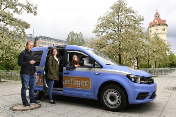Munich launches on-demand public mobility