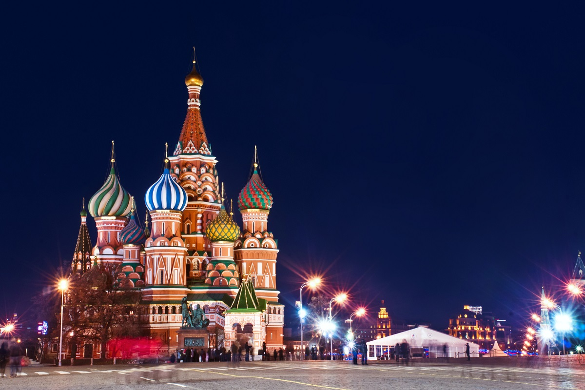 The network infrastructure implemented for the World Cup will boost Moscow's smart city plans