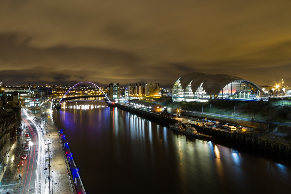 Newcastle is part of Cisco's global Lighthouse City programme