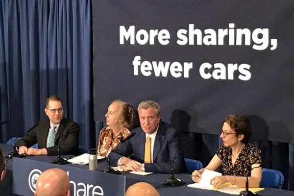 Initiatives boost car-sharing in NYC