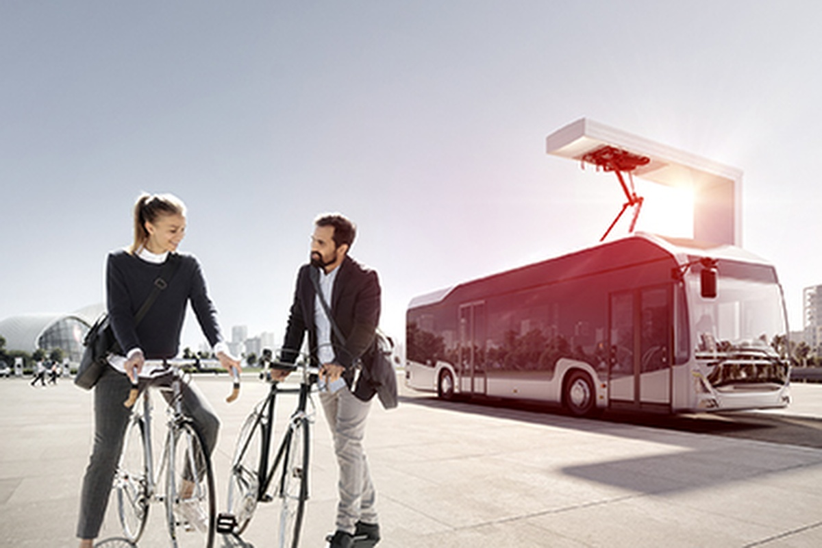 The electric buses are expected to be in operation in Aarhus by August 2019