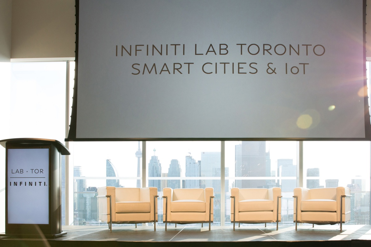 Infiniti Labs will welcome eight new smart city and IoT start-ups to its programme