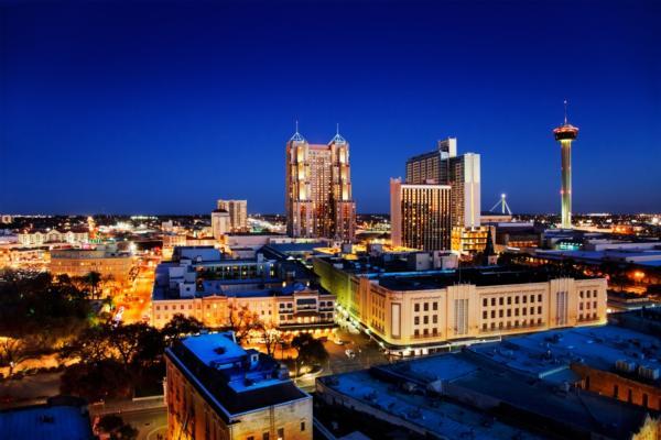 San Antonio goes digital