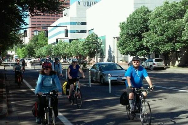 Better bicycle planning for Portland