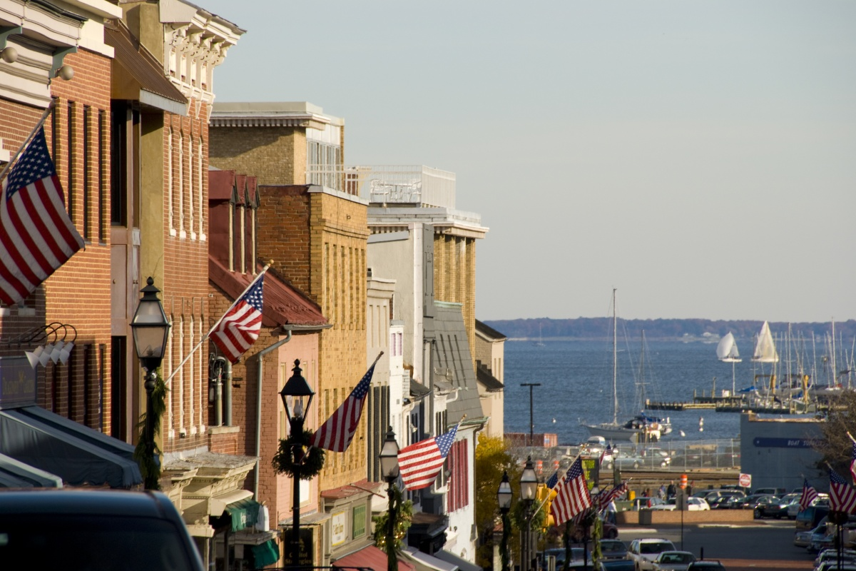 Annapolis aspires to become one of the most bike-friendly cities in the US