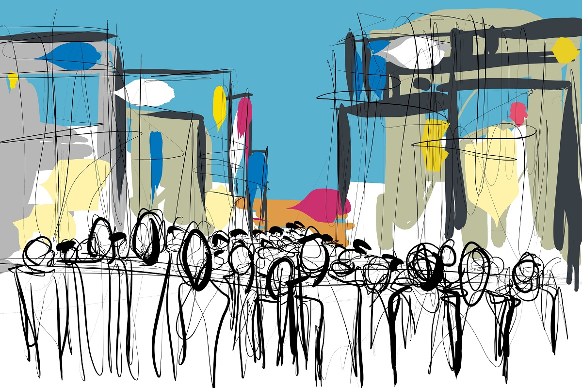 The declaration commits cities to involve citizens in a dialogue about a common future