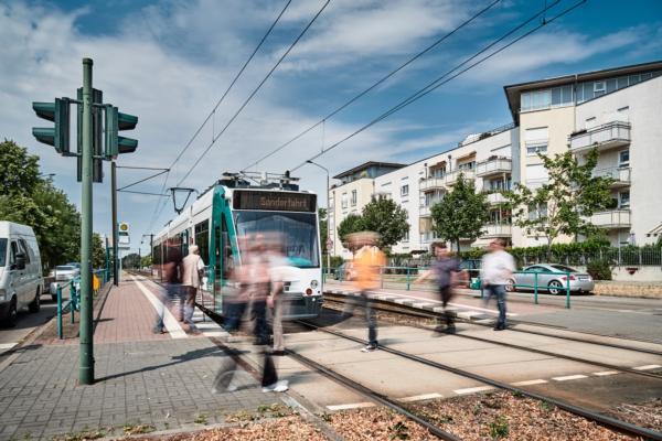 World's first autonomous tram