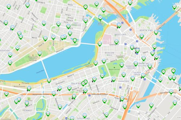 Boston expands Bluebikes programme