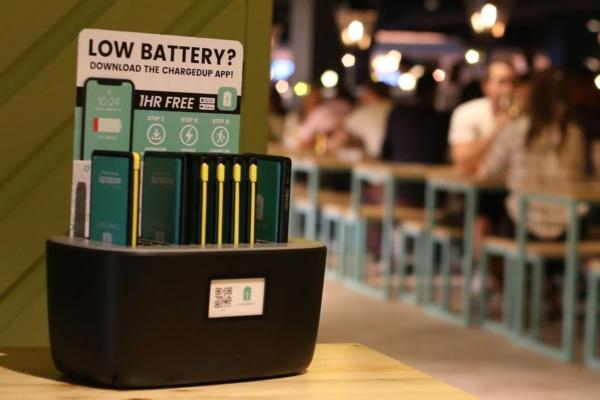 Network aims to keep London's phones charged up