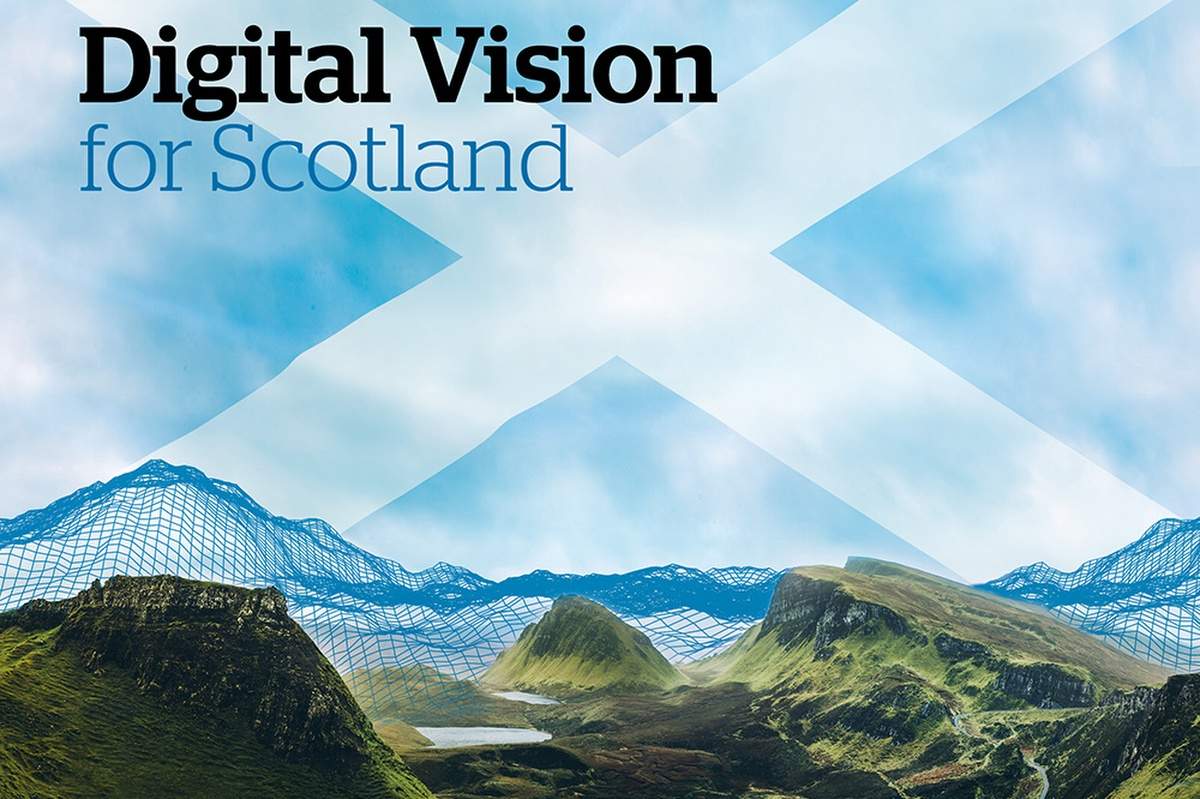 The Digital Vision explores the potential for the country to create a competitive advantage