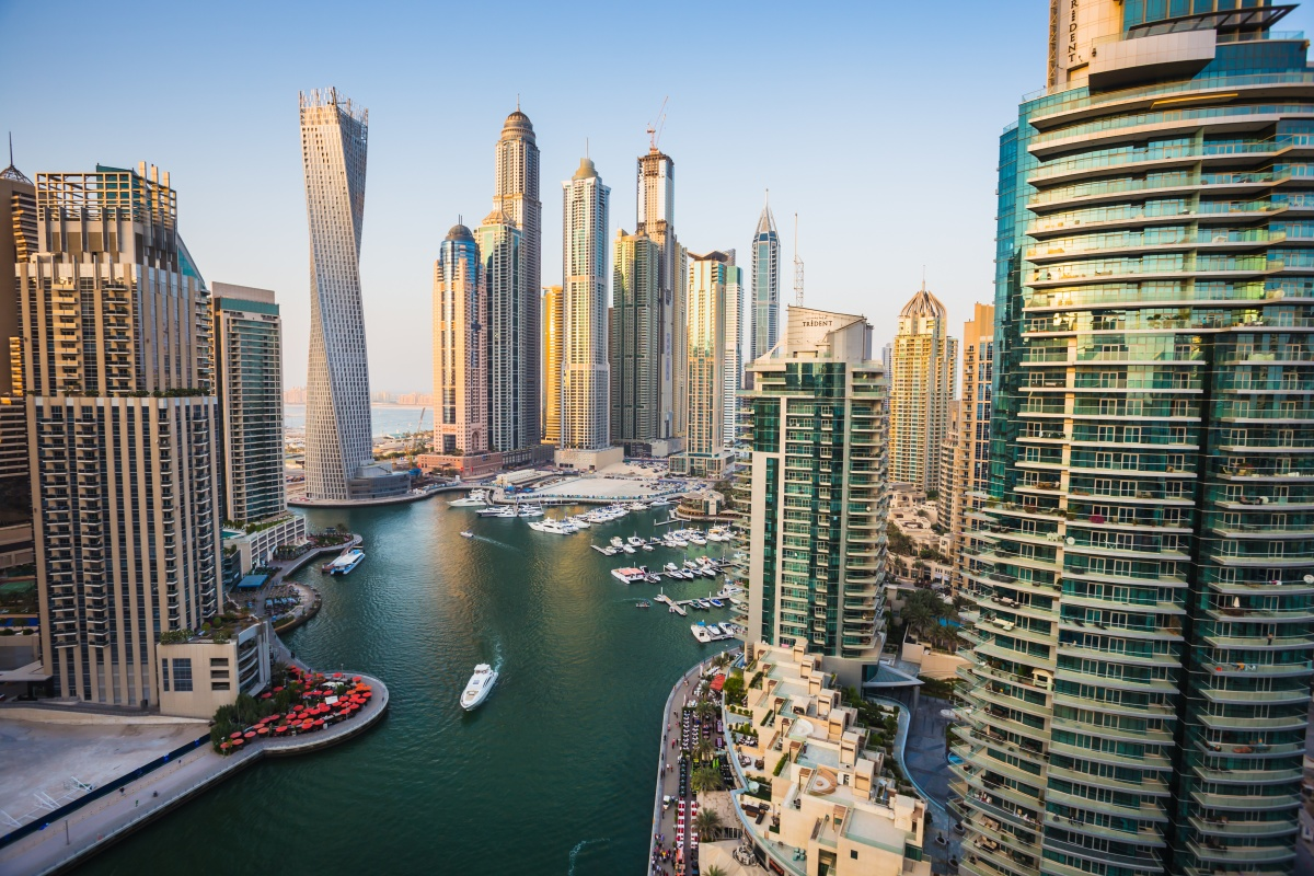 All of Dubai's plans are aimed at reinventing the city and taking services to a higher level
