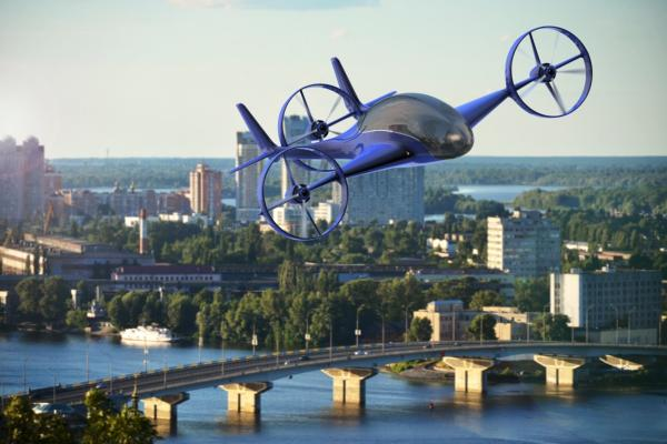 The city as an airport: TfL's Head of Foresight mulls urban air mobility