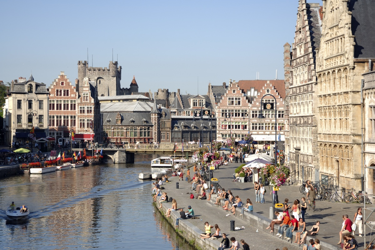 Citizens in Ghent have control over data via access to a web portal called Mijn Ghent