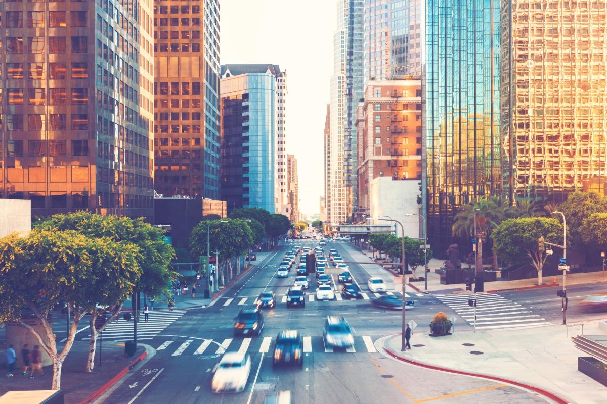 The city of Los Angeles wants to create a technology-first environment