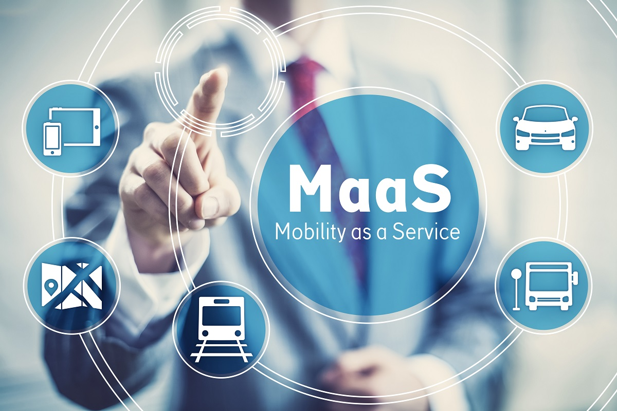 MaaS could help lead to healthier and happier cities where people want to spend time