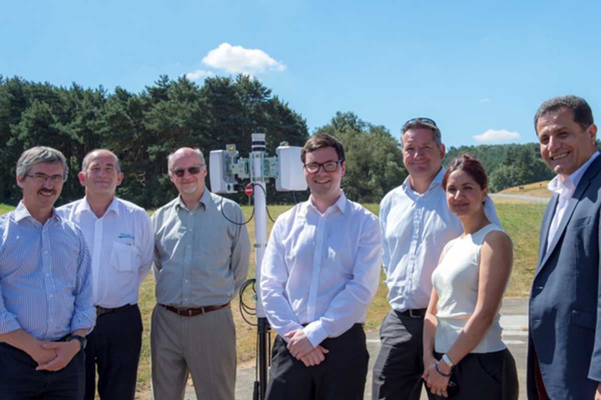 UK's first transport 5G network deployed - Smart Cities World