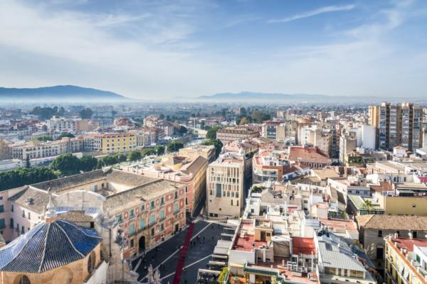 Murcia joins NEC's smart city network