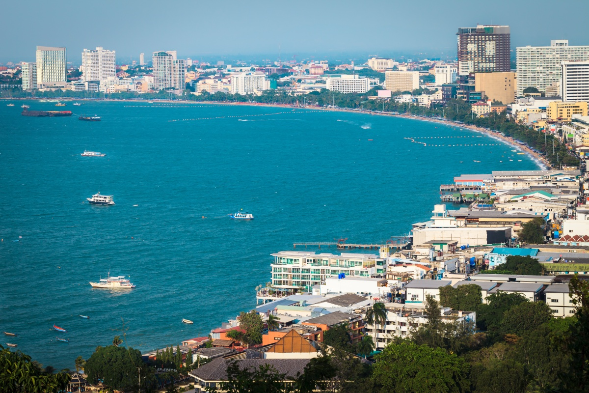 The AMI technology is helping to modernise the city of Pattaya's energy grid