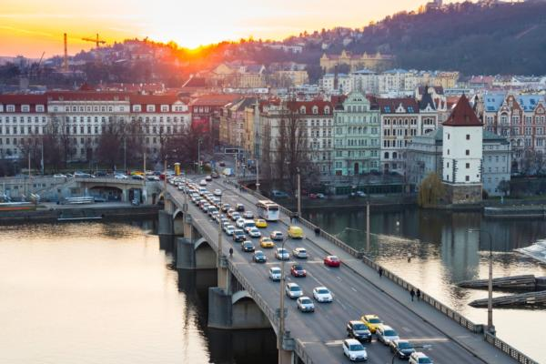 Prague targets air quality