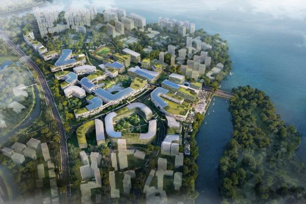 Smart city platform for Punggol
