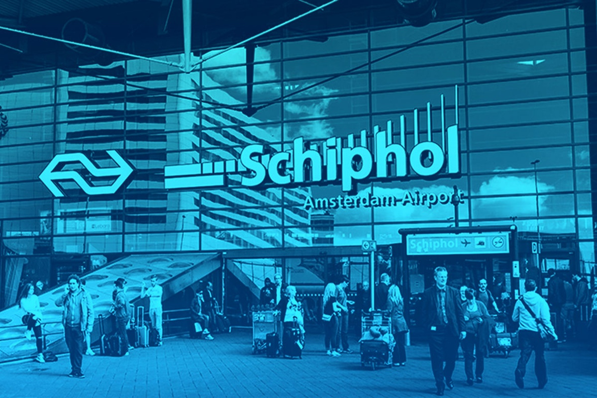 Amsterdam's Schiphol Airport passenger numbers rocketed to 70 million in 2017