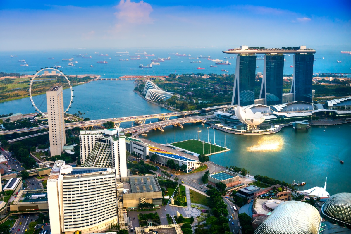 Singapore is among 150 cities which have rolled out transit solutions with Mastercard